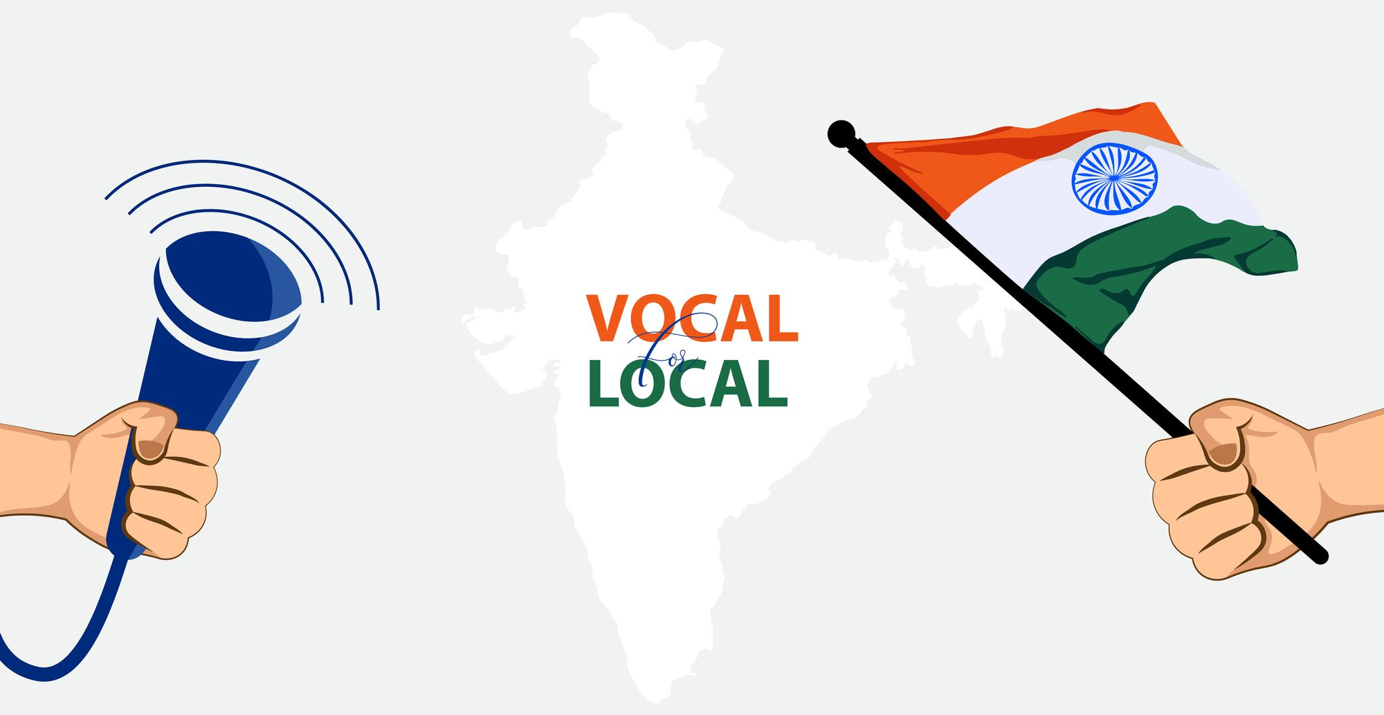 Vocal for Local to make 'Made in India' Global