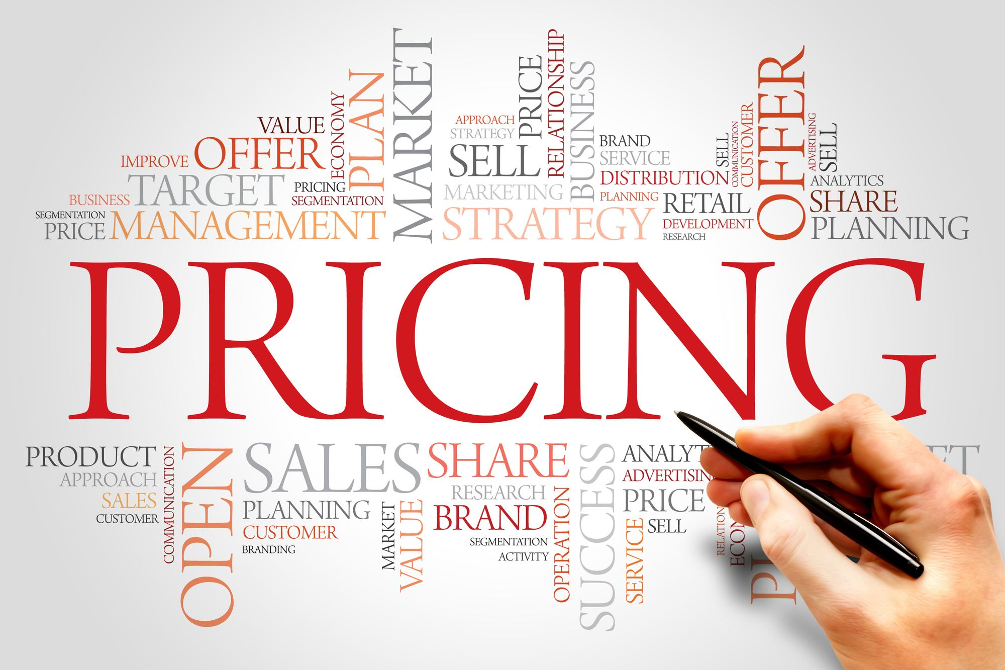Price it Right! Best strategies to market your product.