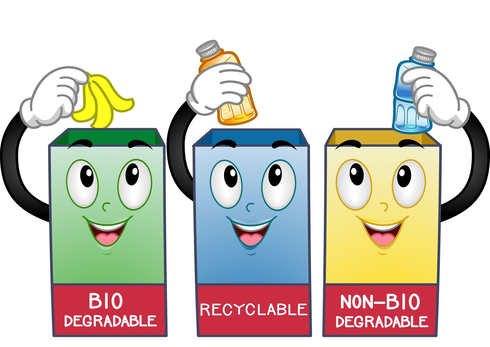 नॉन बायोडीग्रेडेबल (non-biodegradable) वेस्ट क्या है?