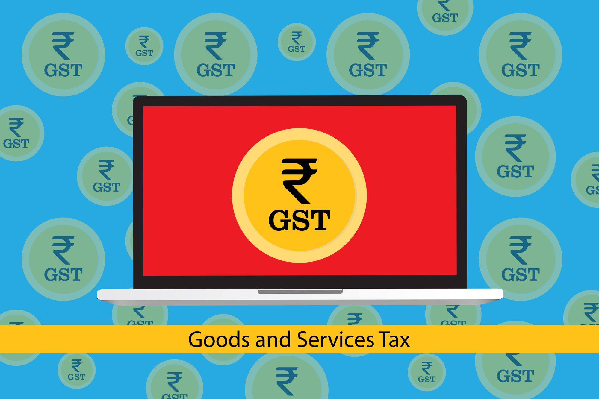 Government GST portals and all their details
