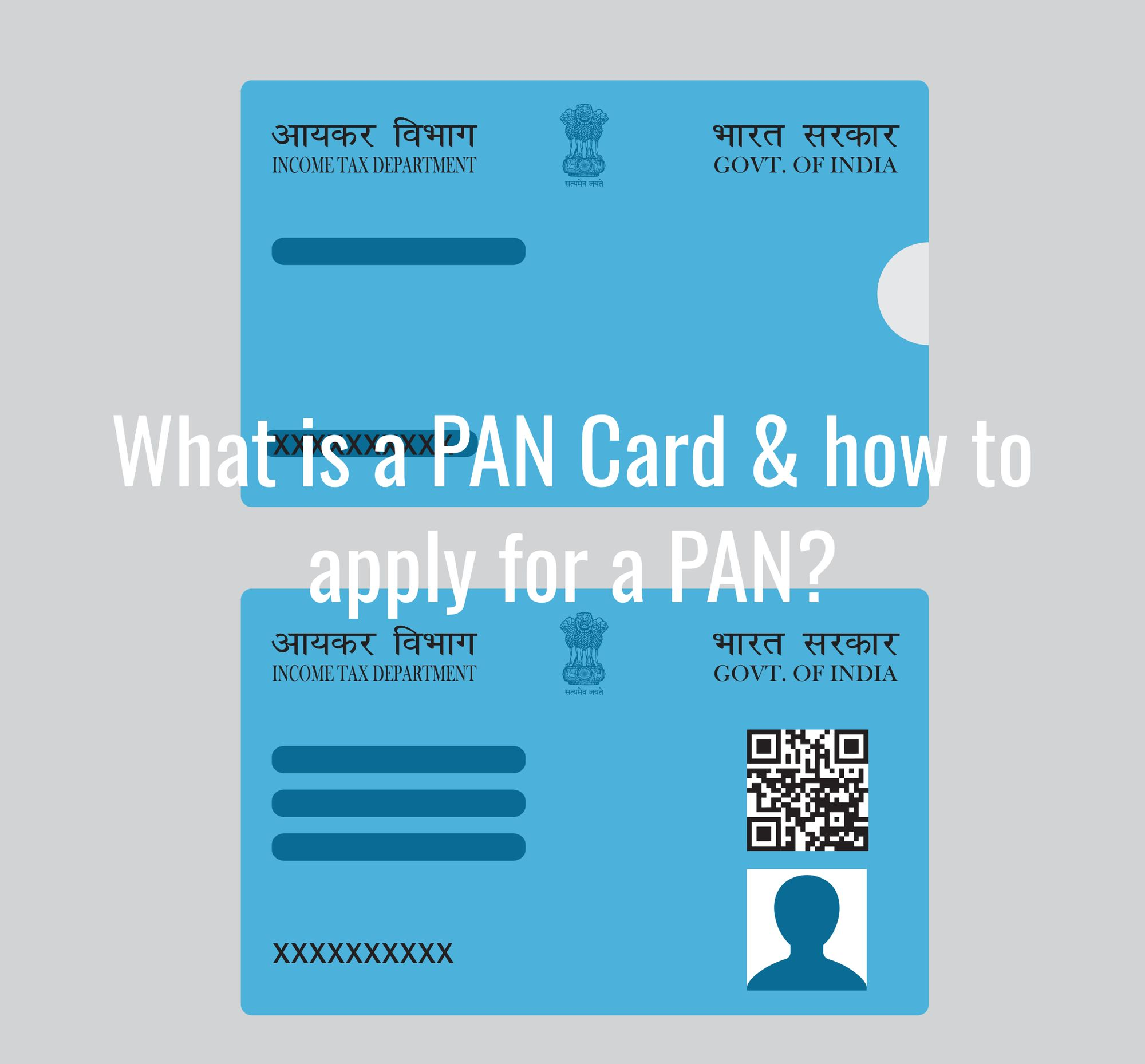 What Is a PAN Card & Why Do You Need It?