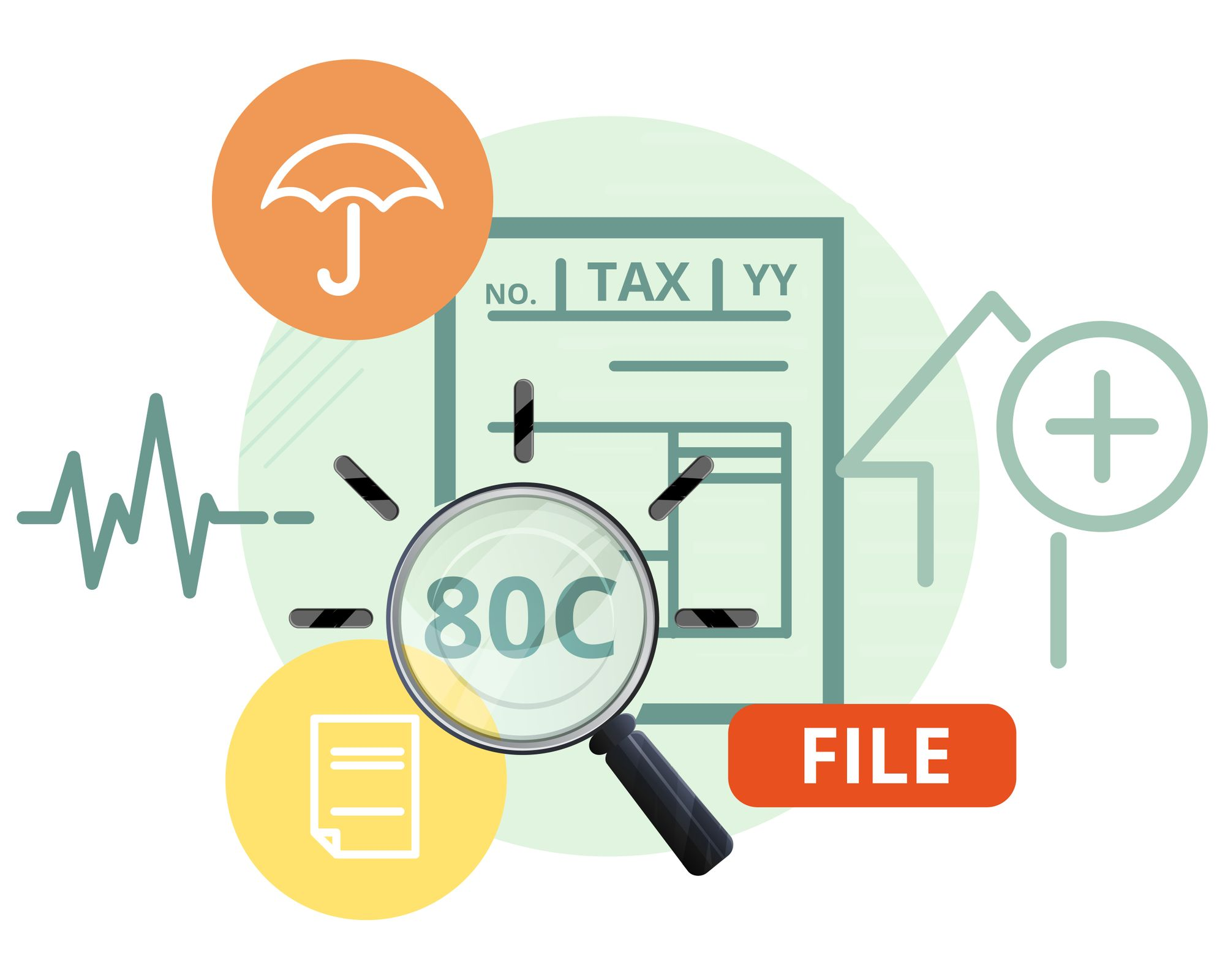 Here a list of types of deductions covered under Section 80C