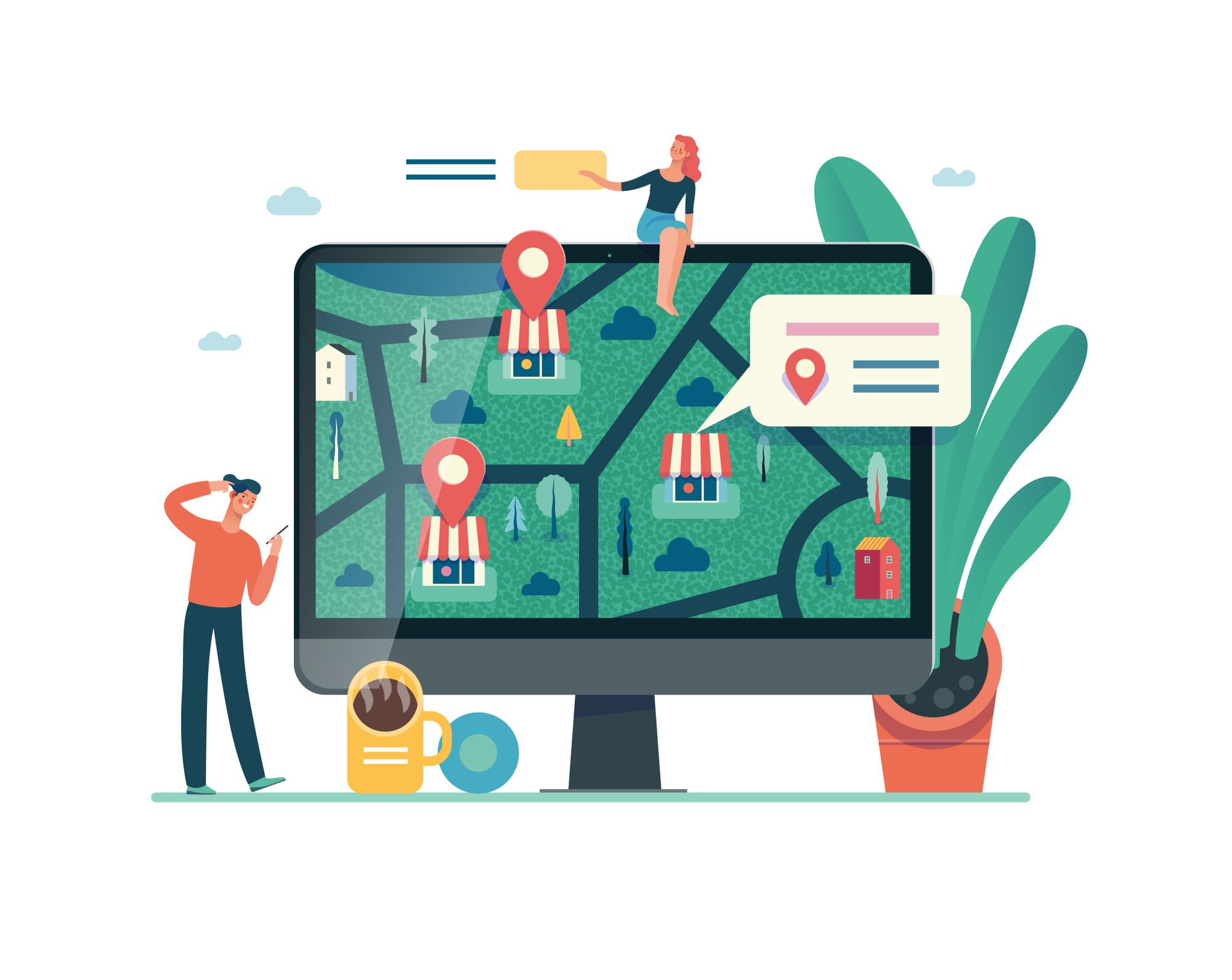 Tips & Tricks to optimise the Google Maps Listing for Your Business