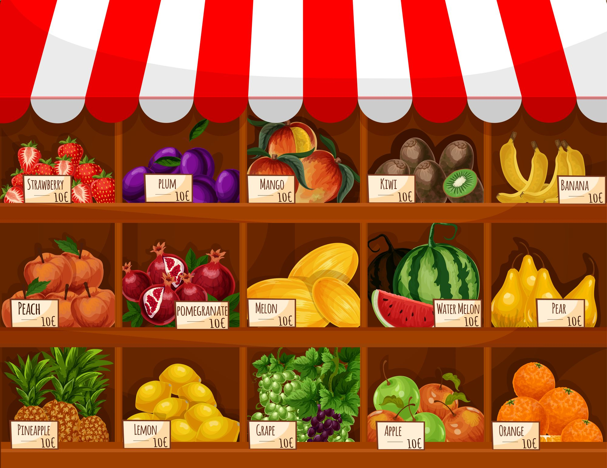 How to Become a Fruit Wholesaler or Reseller?