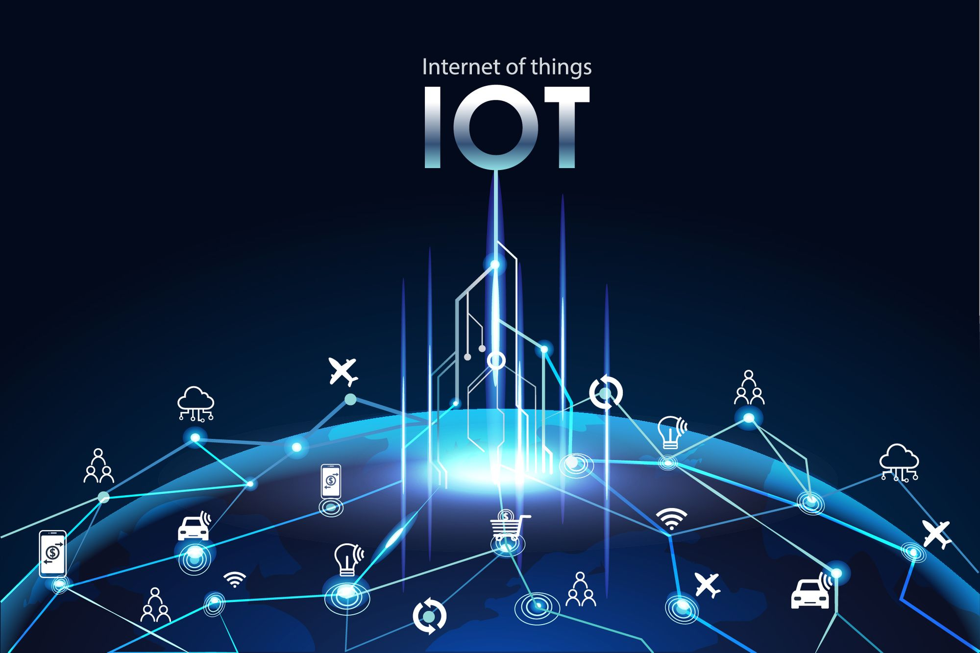 What is IoT? All about the Internet of Things