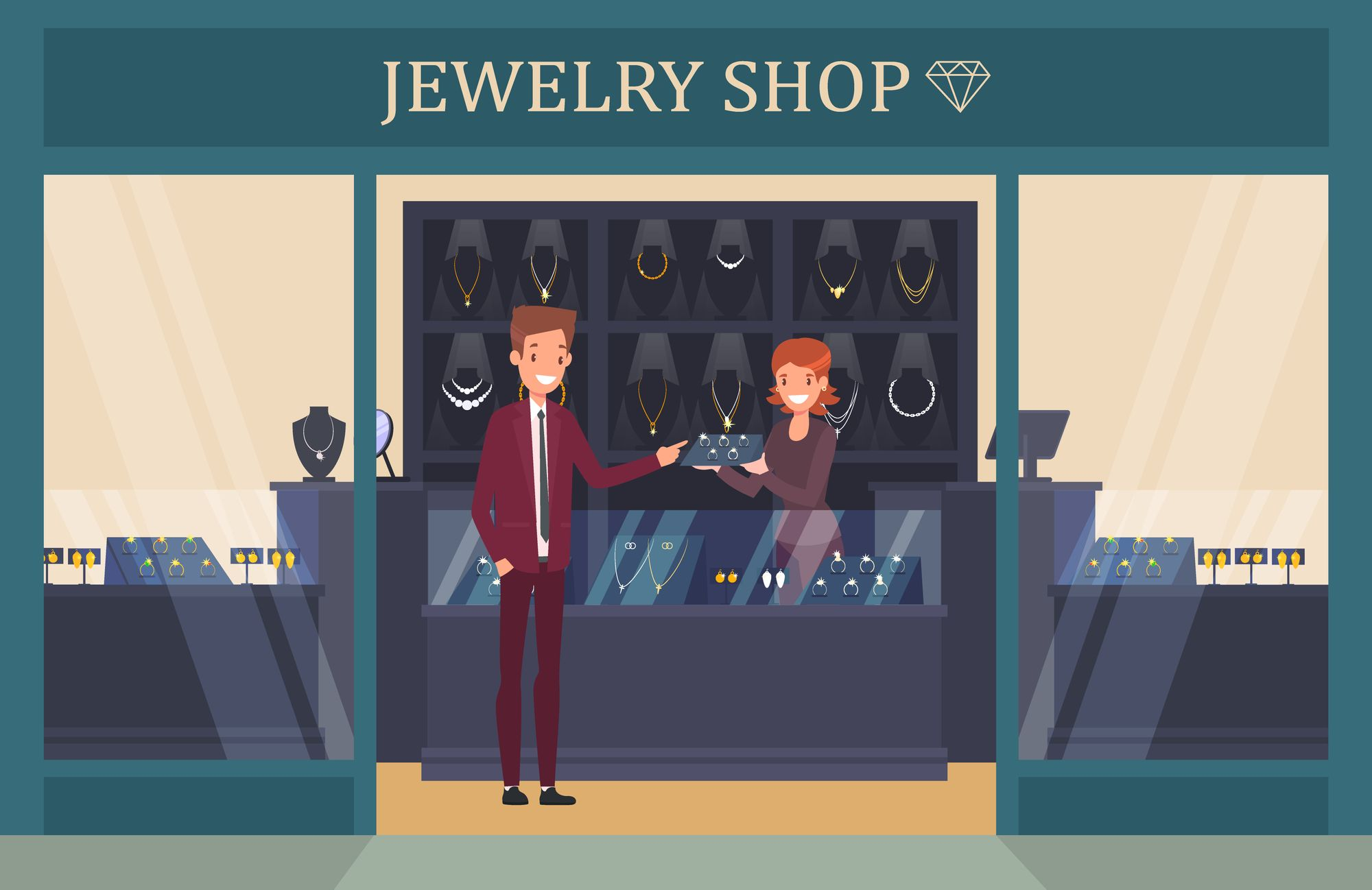 How to start a Jewellery store? Jewellery franchise in India