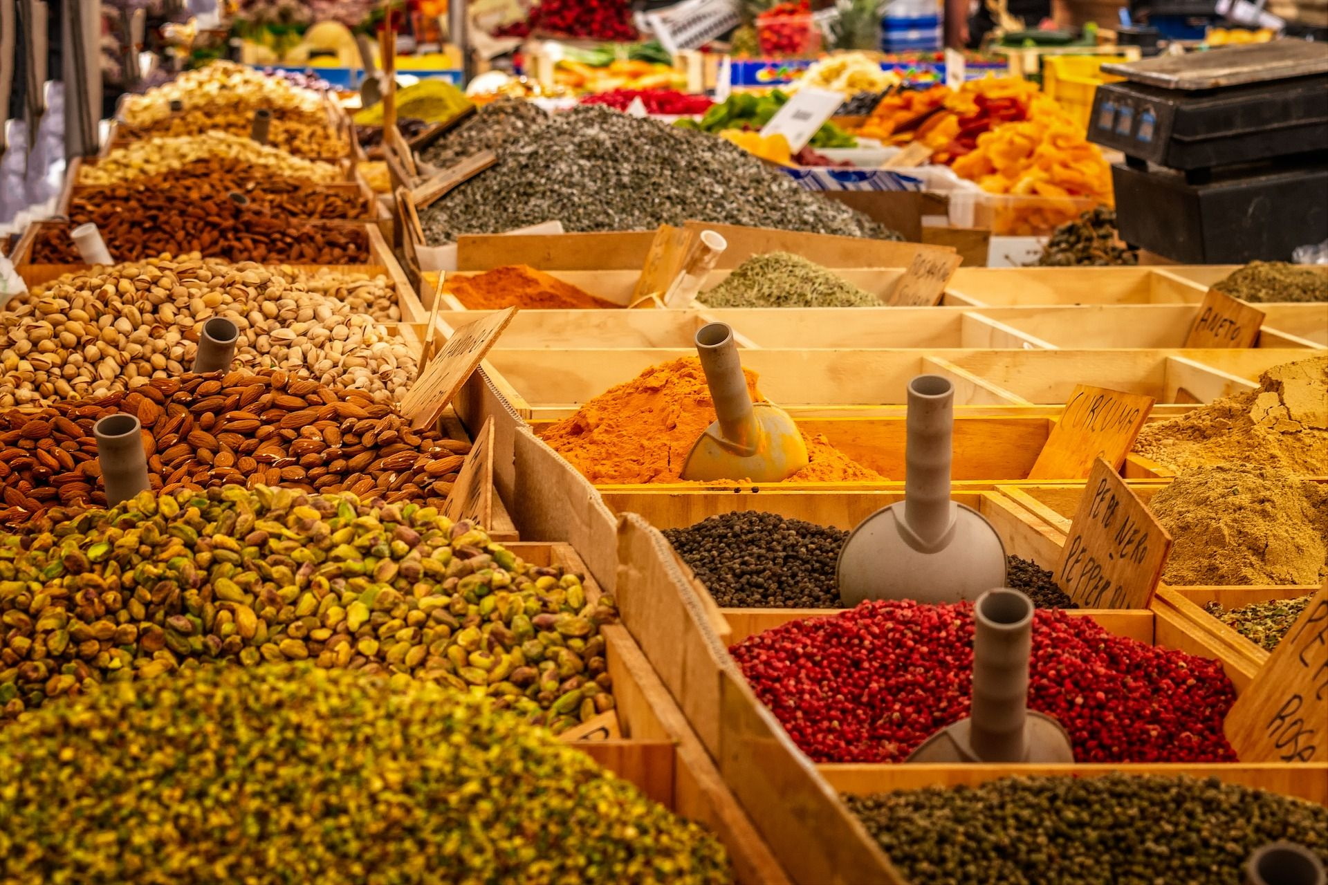 How To Export Spices From India? Export Business In India.