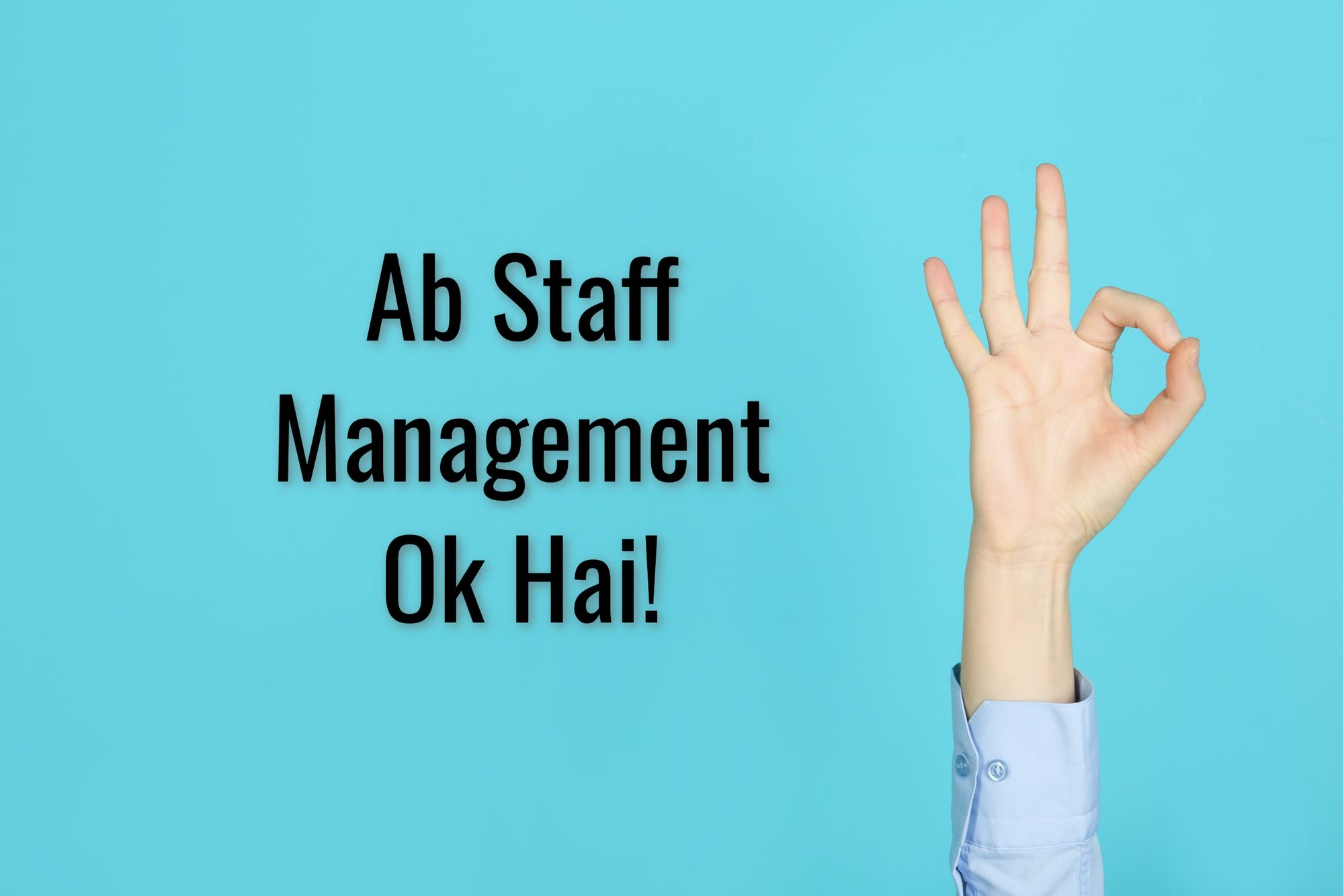 OkStaff: Your one-stop solution for Staff & Attendance management