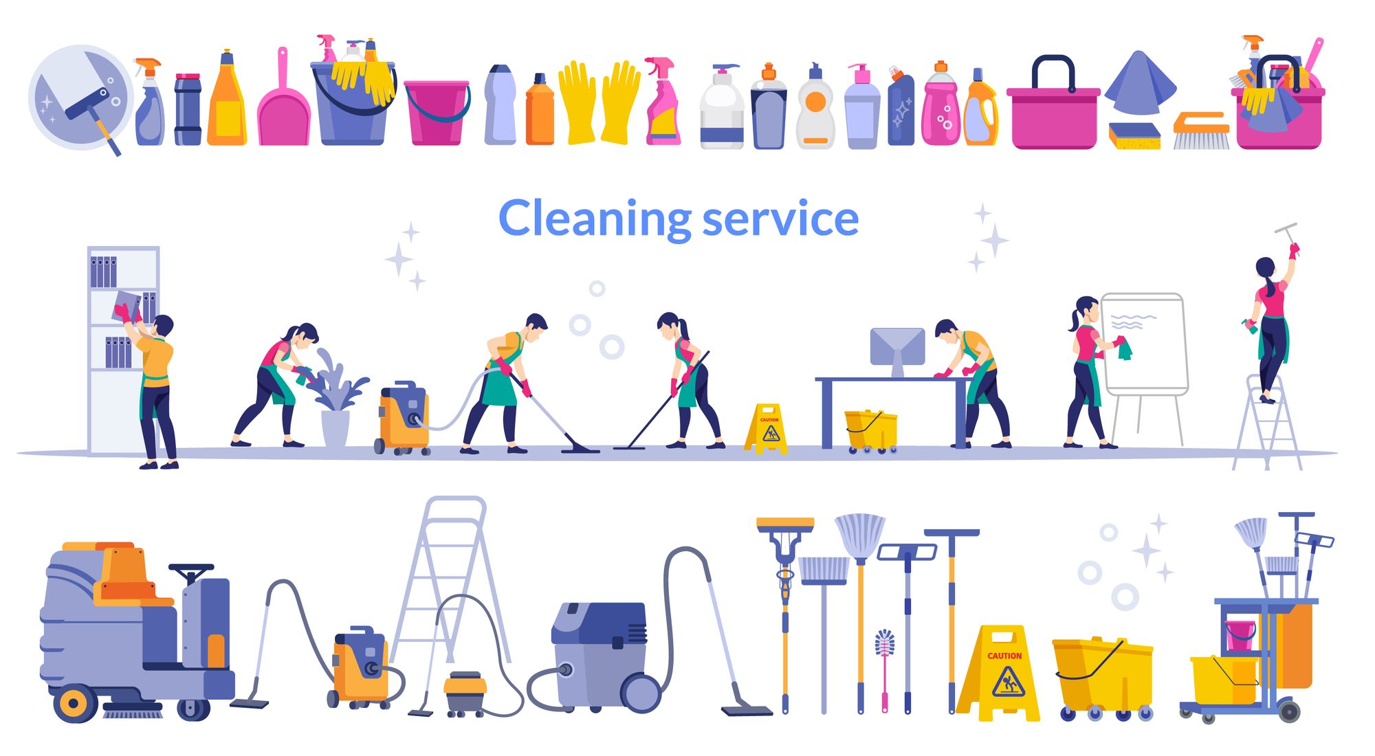 14 Tips To Start A Cleaning Service Business