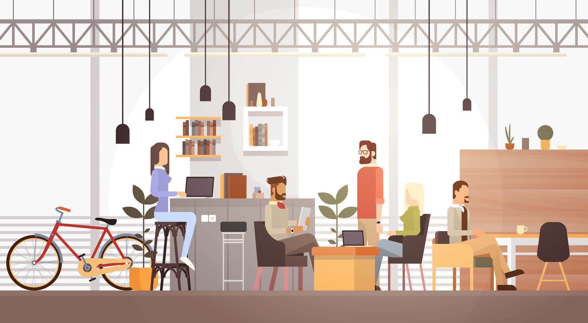 How Co-Working Spaces Are Riding The Storm in Post-Pandemic Real Estate?
