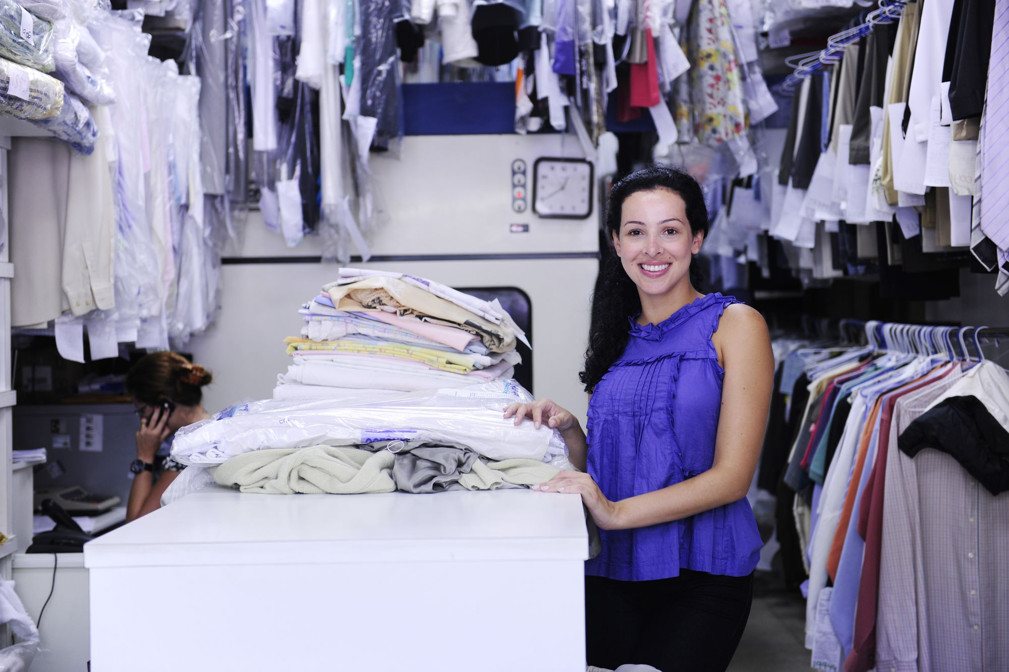 What You Need To Know About Laundry Business?