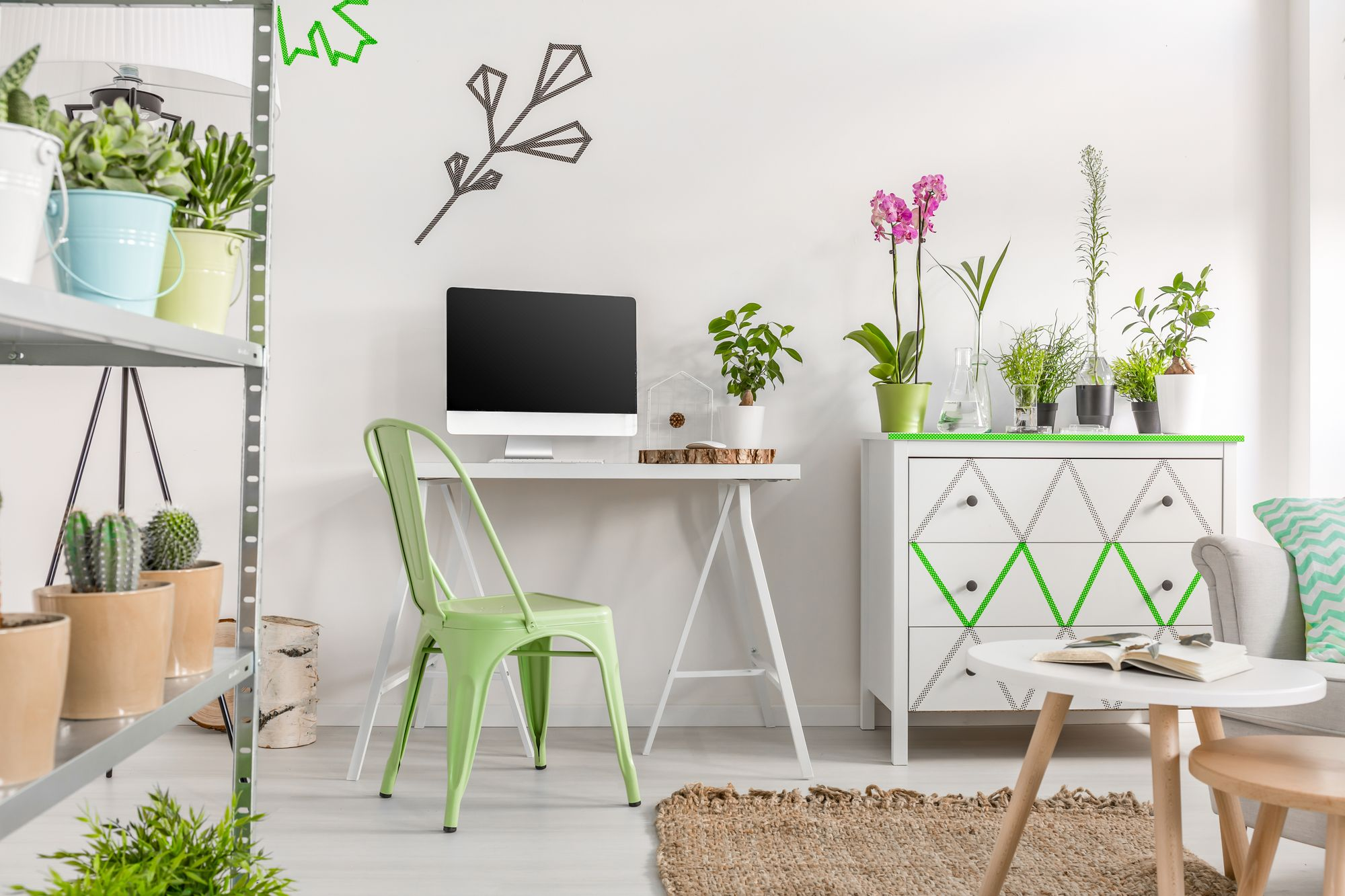 How Would You Set Up An Eco-Friendly Home Office?
