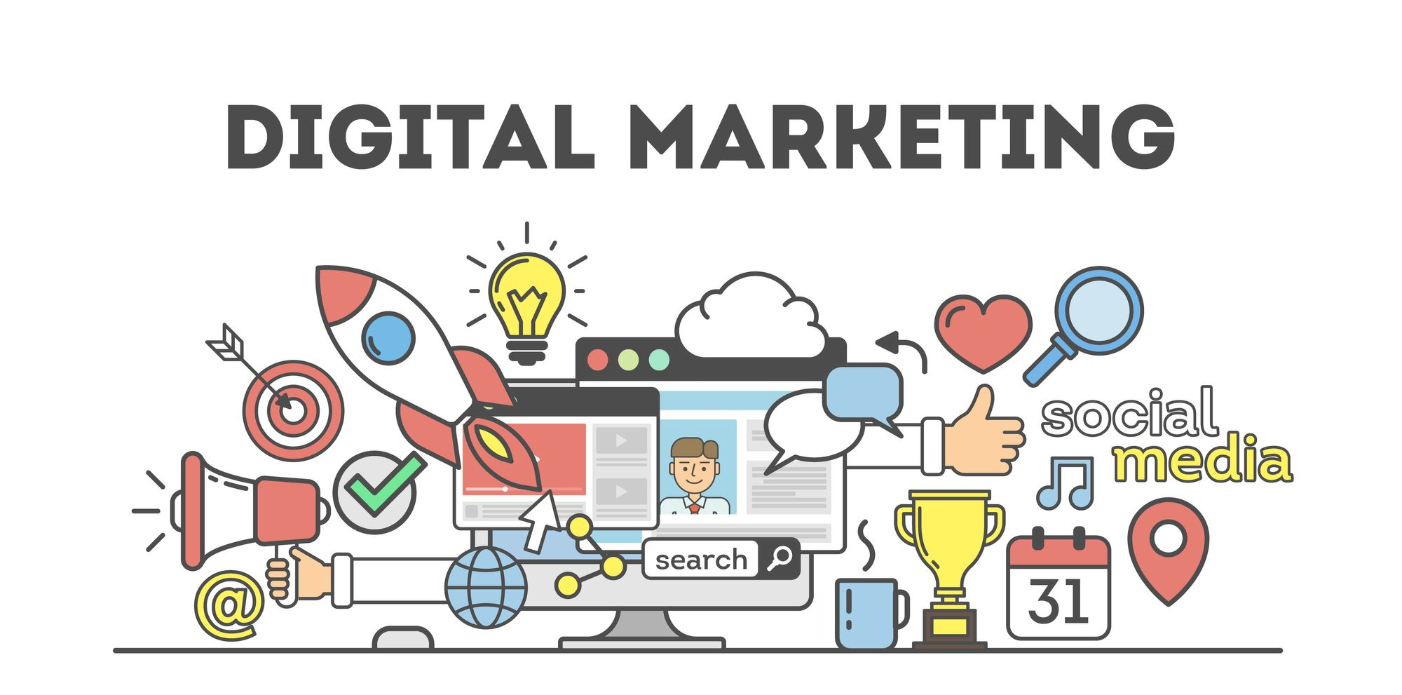 How Small Businesses Afford Digital Marketing?