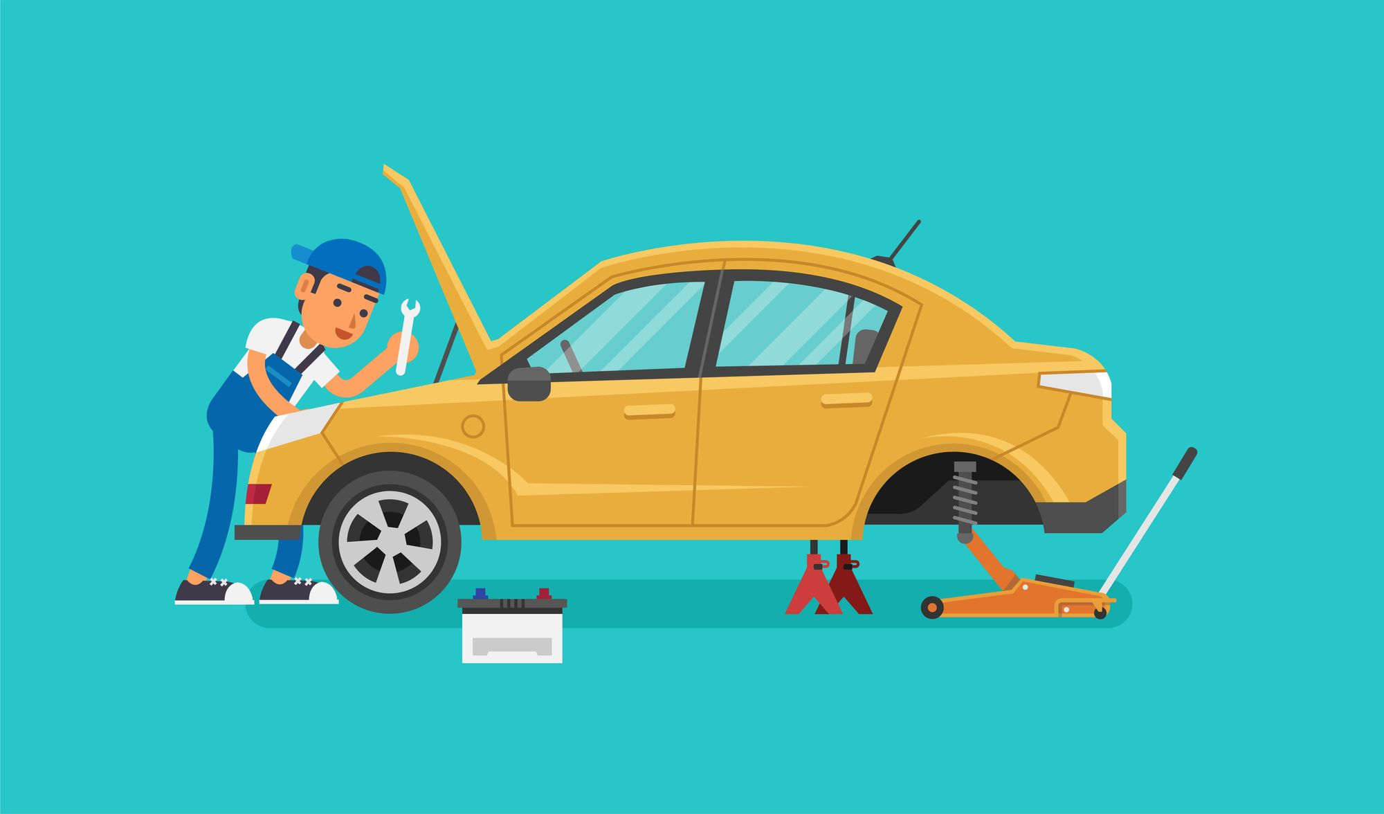 All That You Wanted To Know About The Automobile Repair Business.