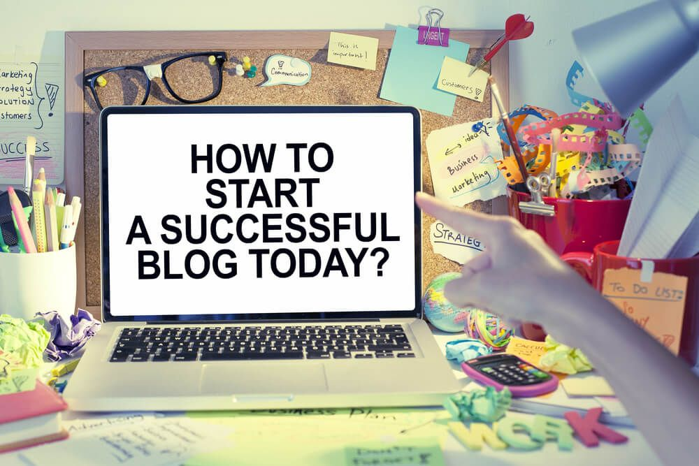 How To Start A Blog For Your Small Business?