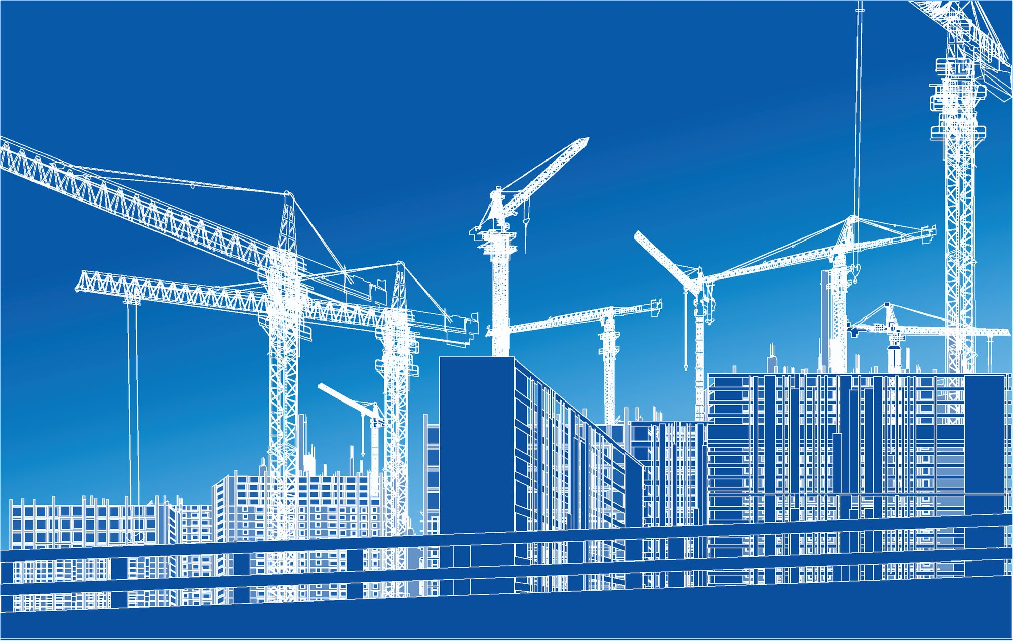 How does the construction industry work?