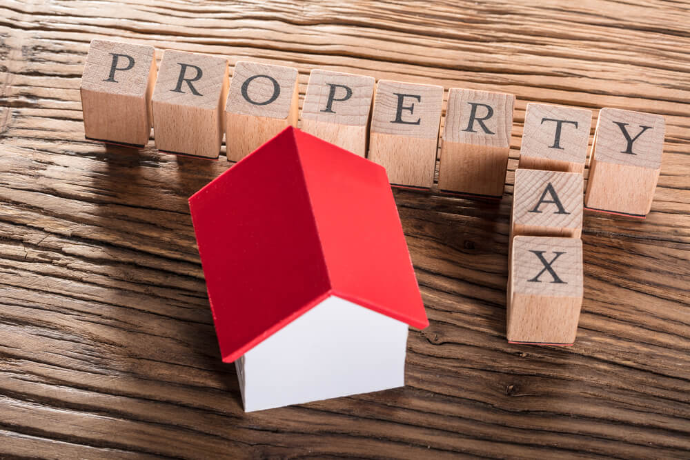 Why is 'Property Tax' collected in India?