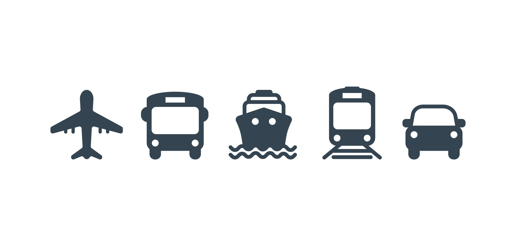 How does the transportation industry work?