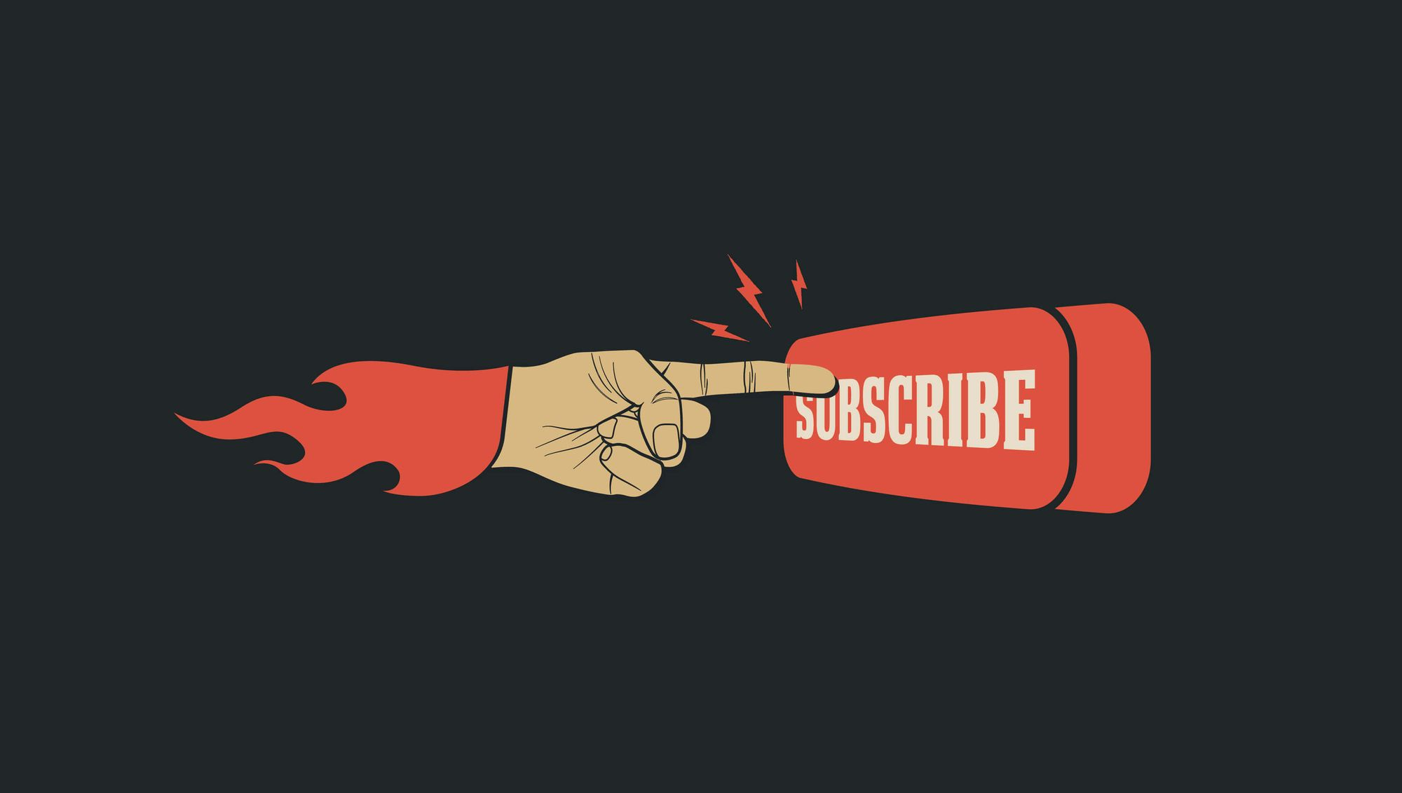 Why do YouTubers Ask You to Subscribe?