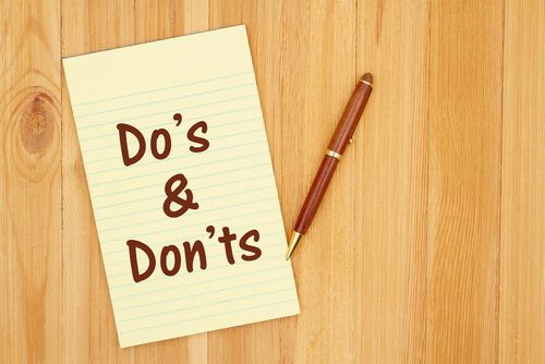 Do's and Don'ts for a Hardware Shop Owner