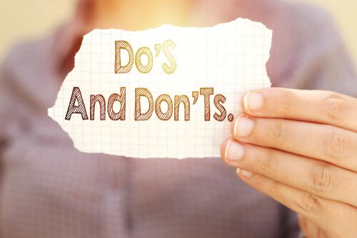 Do's & Don'ts for a Kirana Shop Owner
