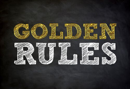 The 10 Golden Rules For Business Success