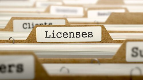 What kind of license is required for a home-based business?