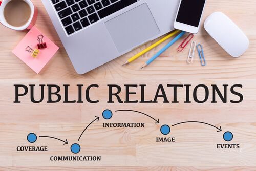 Take your clients to the stars! Start a PR agency