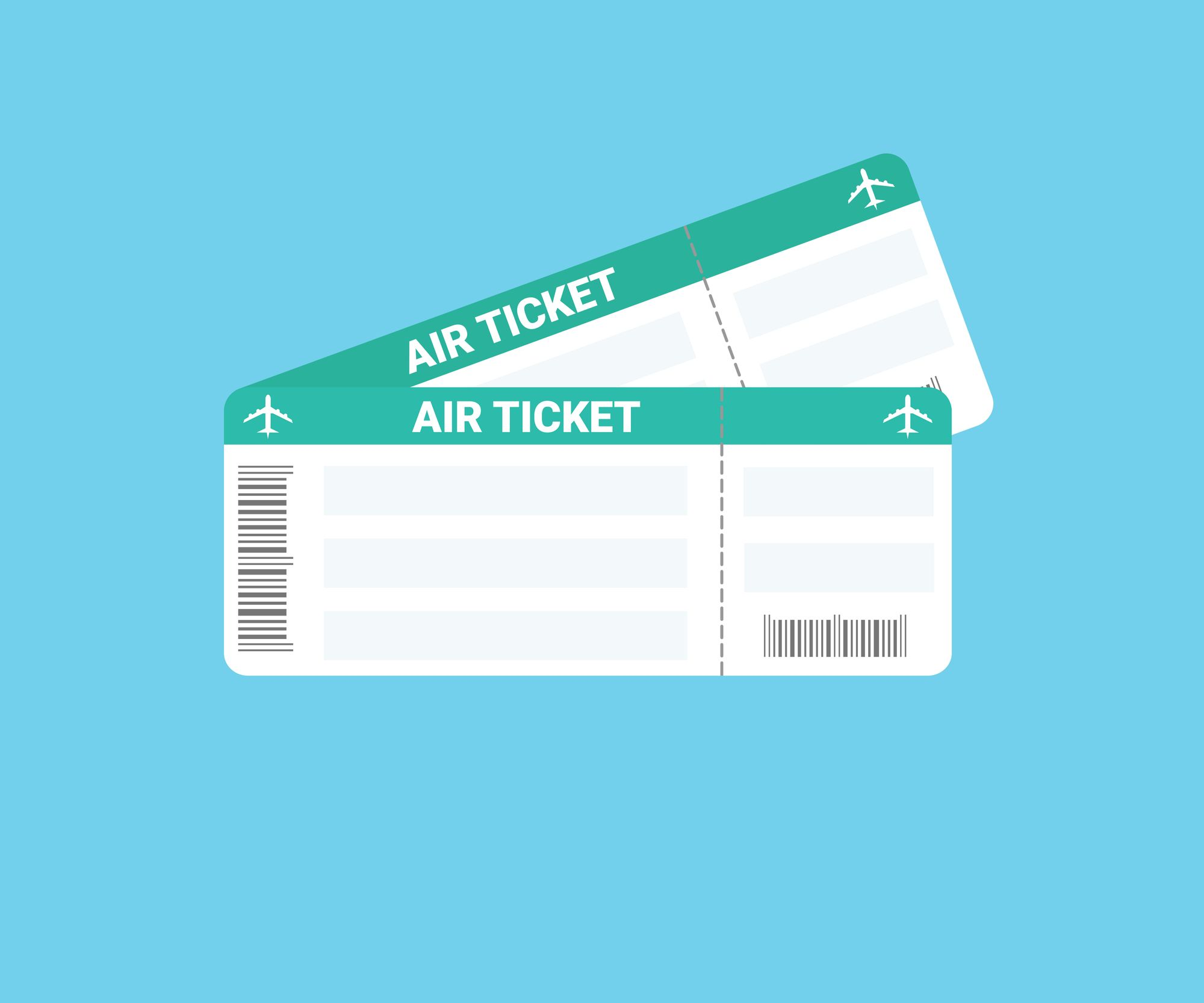 Has the effect of GST on air tickets made travelling more expensive?