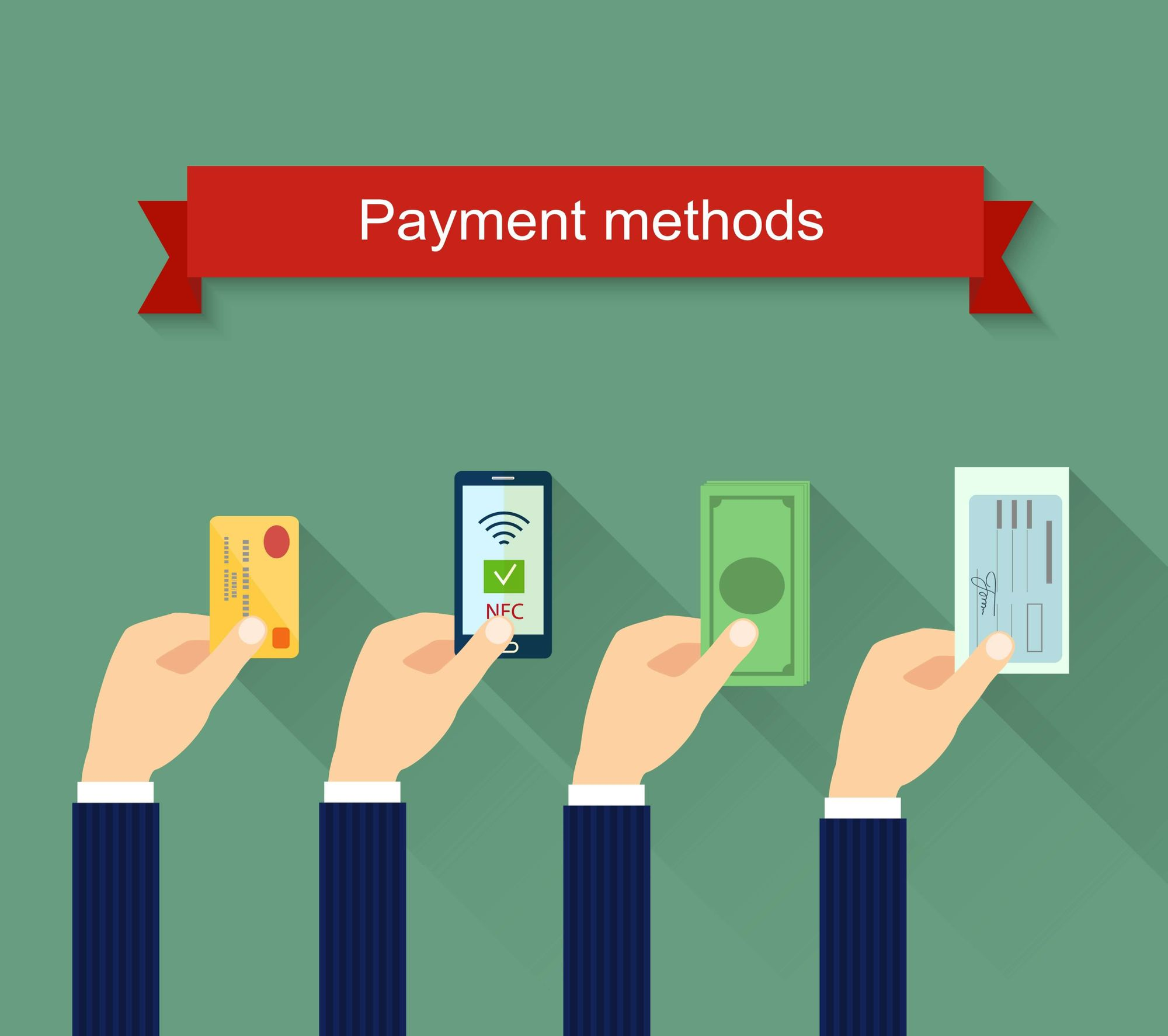 Best E-commerce Payment Methods You Should Check Out Right Now