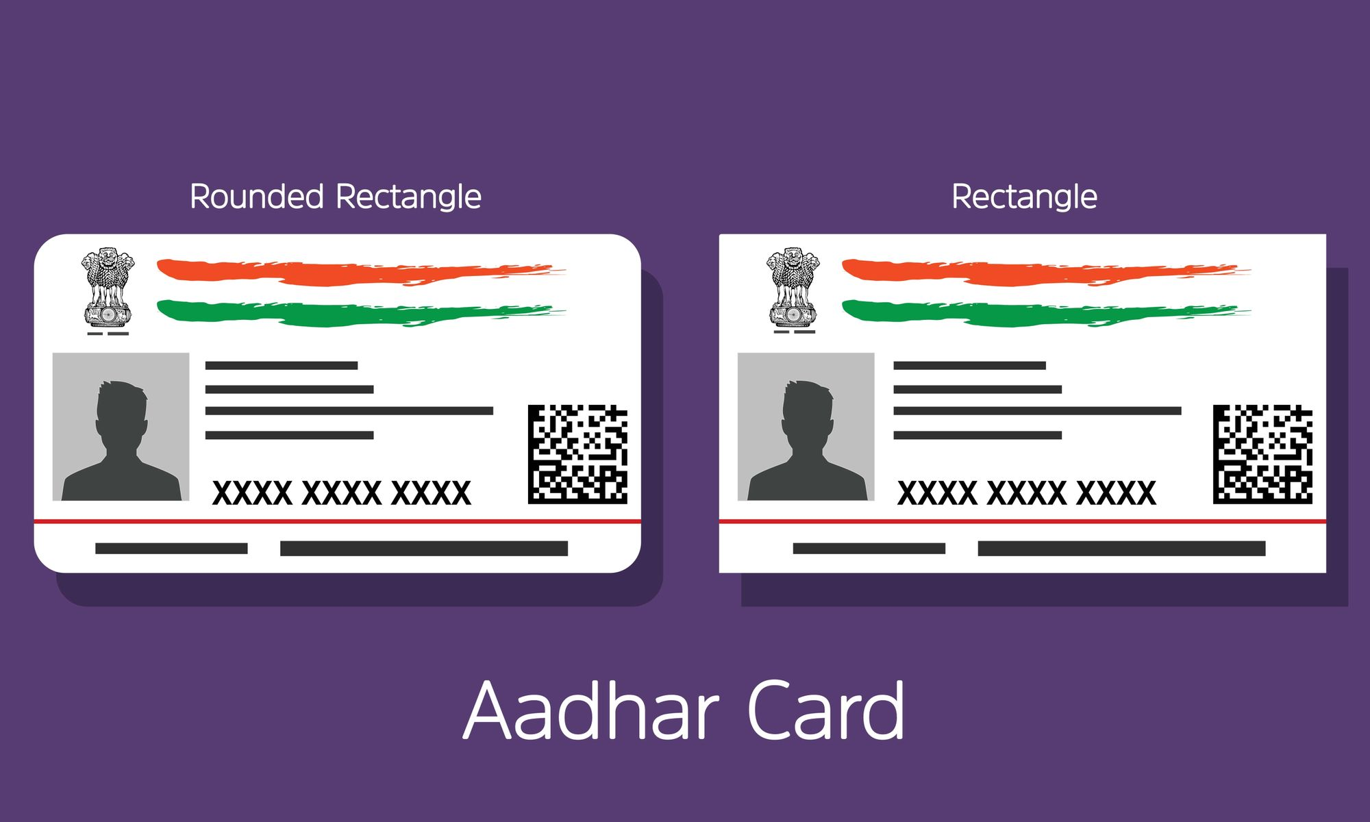 How to open Aadhar card PDF file?